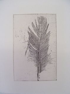 To furnish with a feather or feathers, as an arrow or a cap.  To adorn, as with feathers; to fringe.  To render light as a feather; to give wings to.  To enrich; to exalt; to benefit.