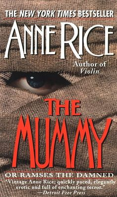 The Mummy by Anne Rice. One of her best books. Do NOT confuse this story with the movie!