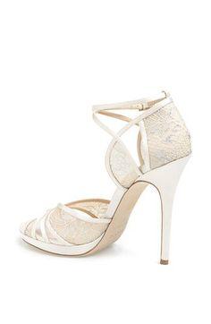 3fe2451a1c6 Jimmy Choo  Fayme  Lace Platform Sandal