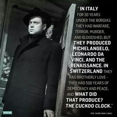 From The Third Man