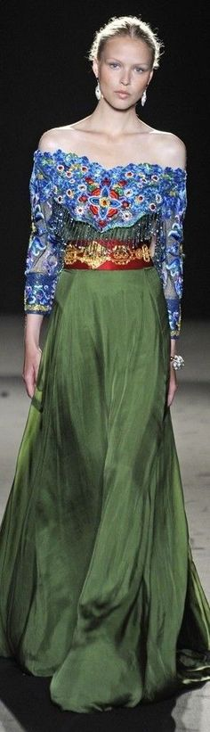 Laurence Xu Couture, 2014.