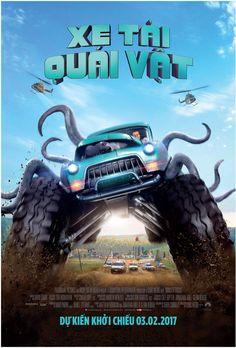 Đến từ đạo diễn Chris Wedge của series phim hoạt hình Kỷ Băng Hà, Monster Trucks (Tạm dịch: Xe Tải Quái Vật) hứa hẹn sẽ là bộ phim mãn nhãn với khán giả.    Xe Tải Quái Vật là câu chuyện của cậu thanh niên Tripp, một người có niềm đam mê bất tận với máy móc và xe cộ. Cậu ấp ủ một ngày nào đó sẽ...