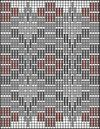 bargello needlepoint pattern