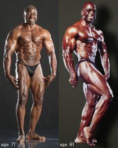 Jim Morris ~ 77 Year Old Bodybuilder Proves Vegans Can Be Muscular And Healthy~link for story