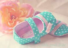 Baby Girl Shoes Toddler Girl Shoes Infant Shoes by LittlePoshBebe