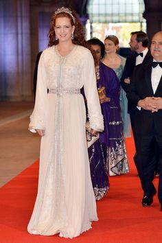 Lalla Salma, princesa de Marruecos