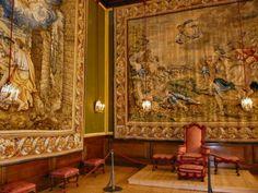 Hampton Court Palace, Kings Presence Chamber
