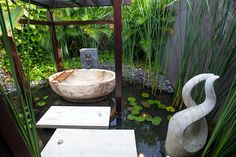 If your goal is to experience complete tranquility, then Villa Jamadara's blissful bathe in this lush Indonesian garden is a must try.
