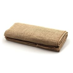 Burlap Tablecloth, 60 inch x 60 inch Square Tablecloths | Burlap Table Linens, Burlap Table Overlays, Natural Tablecloth