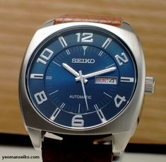 Seiko released two vintage style models using the 7S26C last year (links at the end of this post). This year, they released a few more variants based on the two models. These variants come with dif…