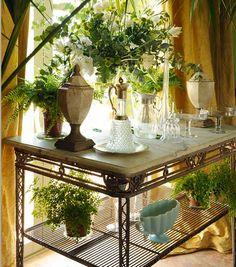 So not really a garden... but a garden room maybe