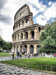 Colloseum, Rome http://www.constanttraveller.com/
