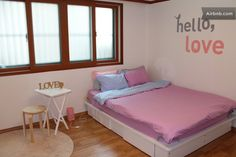 2BR/2BTH spacious house! perfect!  in Seoul $104 based on one bedroom