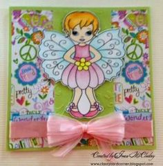 FLORA FAIRY http://www.whimsystamps.com/index.php?main_page=product_info&cPath=13_38&products_id=2570 Card is designed by Joanie http://www.classycardcorner.blogspot.com/
