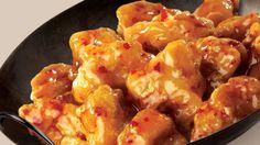 Panda Express Orange Chicken much better than takeout! #bosschicken #pandaexpress