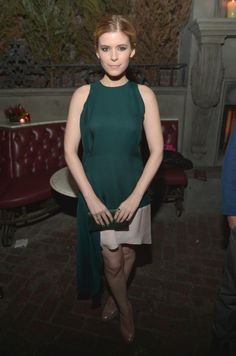 Kate Mara in Christian Dior - Vanity Fair & FIAT Young Hollywood celebration