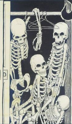 Skeletons in Your Closet? Clean Them Out!