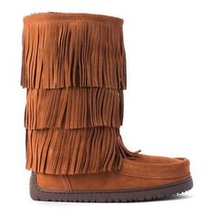 With three layers of suede fringe, the Buffalo Dancer gives a loving nod to our ancestors while keeping you warm and stylish all season long. And the sheepskin-lined footbed and flexible sole keep your feet cozy with plenty of room to groove. Beaded Moccasins, Body Contouring, Oversized Sunglasses, Dress Me Up, Role Models, Buffalo, Dancer, Stylish, Warm Weather