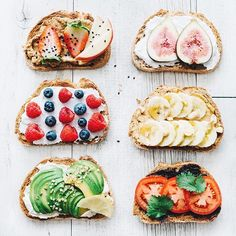 Pin for Later: These Take Your Morning Toast to a Whole New Level