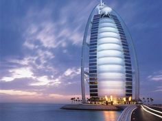 Dubai. For work - a lot.
