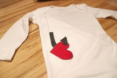 The Forge: {diy} appliqued kids shirts