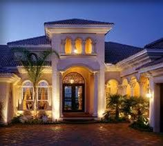 If I lived somewhere tropical my house is lookin like this