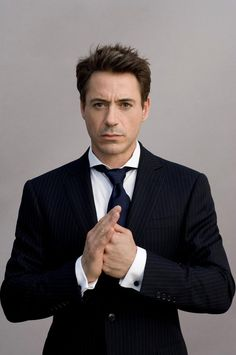 Fine... | 32 Reasons Robert Downey Jr. Is The Most Perfect Man In The Universe