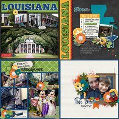 Digi Travelogue Louisiana