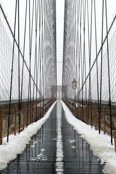 Brooklyn Bridge -- NYC