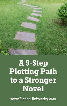 A 9-Step Plotting Path to a Stronger Novel Local Police Station, Motivation Goals, How To Be Likeable, First Novel, Writing Resources, S Stories, Book Publishing, Nonfiction, Authors