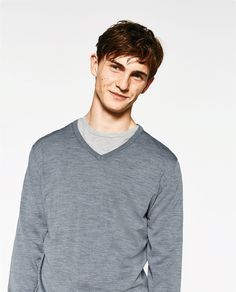 MERINO WOOL SWEATER - Available in more colours
