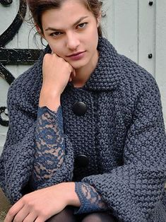 Kim Hargreaves Smoulder Knitting Patterns | Rowan English Yarns Online Store
