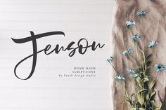 Jenson Home Made  - Script