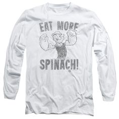 Popeye/Eat More Spinach