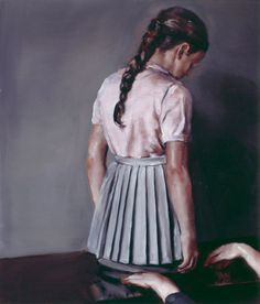 One of my favourite Borremans paintings