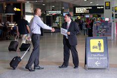 Serviços de Traslado de Aeroporto - EjasTransportes #servicos #traslado #aeroportos