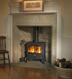 £985.50 Esse 100 Double Door Wood Burning - Multi Fuel Stove  #woodburners…