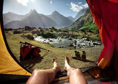 Fann Mountains, Tadjikistan