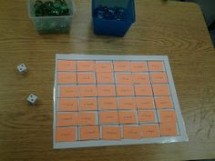 Type-A Mathland: Factoring Game: Blend of block game/connect 4