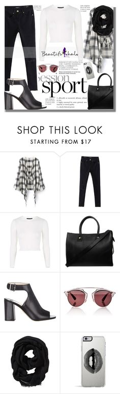 """High On Rebellion ..."" by fattie-zara ❤ liked on Polyvore featuring Topshop, Paul & Joe, Prada, Christian Dior, Old Navy, Lipsy and bhalo"