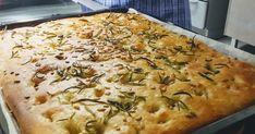 No onhan se totta, että foccacia perinteisillä jauhoilla ja runsaalla oliiviöljyllä on molto buona eli todella hyvää! Eikä siinä vielä...