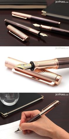 Elegant fountain pen