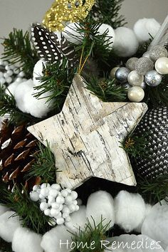 How To Make A Birch-Bark Ornament - The Easy Way   Home Remedies Rx.com