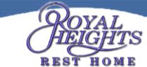 AK. Royal Heights Rest Home  No video