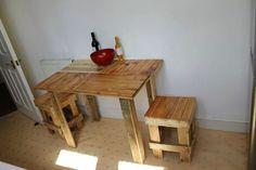 Pallet kitchen furniture - by Joe Mason
