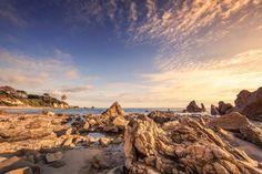 Corona del Mar — photo by Suzanne Haggerty