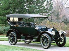 1912-Cadillac Model 30 - (Cadillac Motors, Detroit, Michigan 1902- present)