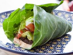 Lettuce Wraps + other snack ideas for. Gestational diabetes.