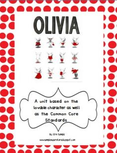 This is an arts integrated unit on the lovable character Olivia by Ian Falconer.This unit is integrated with visual arts as students participate in an Art Contest where they get to be art critics and create their own version of Piet Mondrian art. Check out the preview to see all that is included!The Unit includes:Olivia character bubble mapText to Self connections printable where students sort characteristics they do or do not share with OliviaOlivia's Art Contest and art work cards for 10…