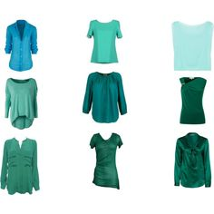 A fashion look from June 2013 featuring short sleeve t shirt, silk top and cropped shirts. Browse and shop related looks.